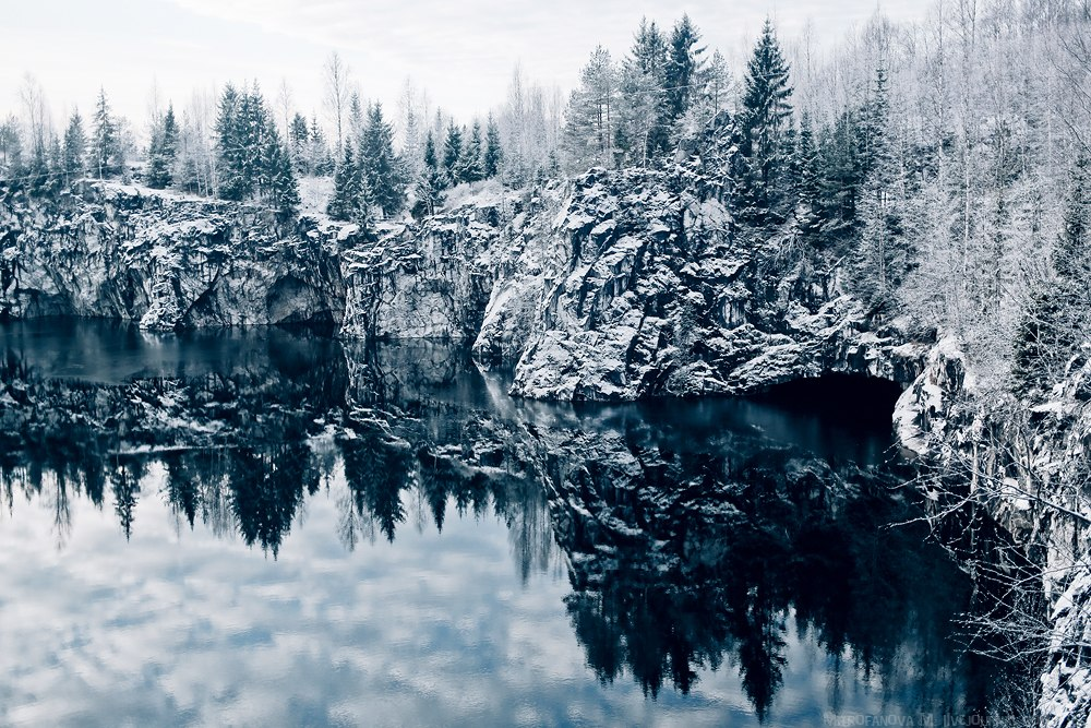 Карелия на новый год 2019 - КалендарьГода