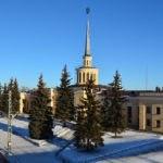 Петрозаводск новый год 2019