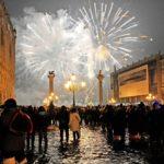где провести новый год недорого