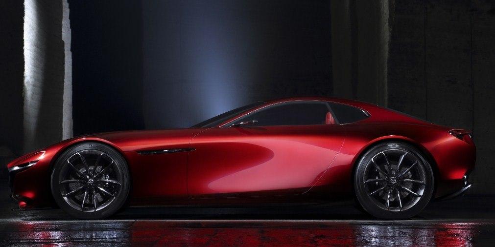 Смотреть Новая Mazda RX9 2019 модельного года видео