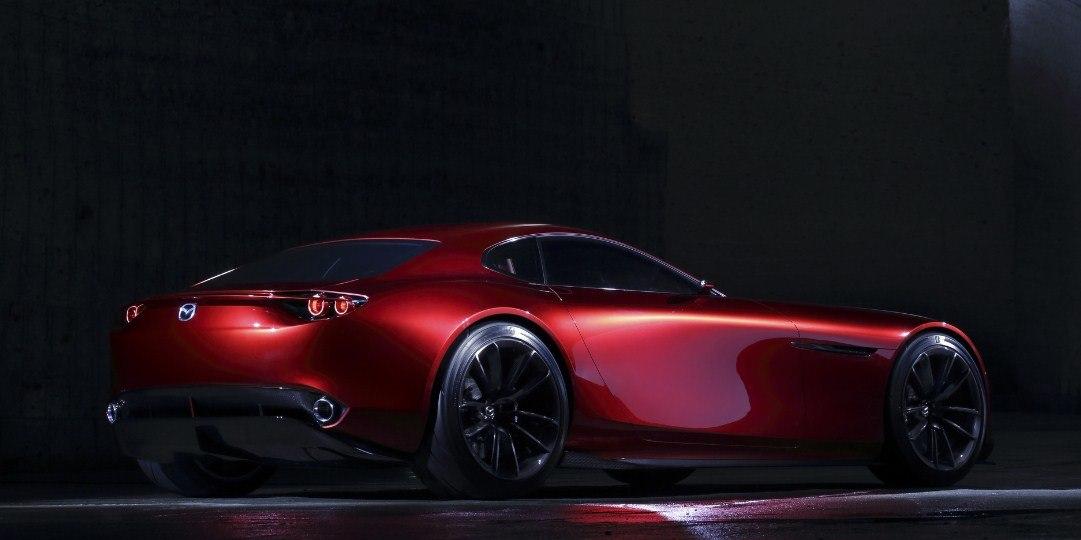 Новая Mazda RX9 2019 модельного года изоражения