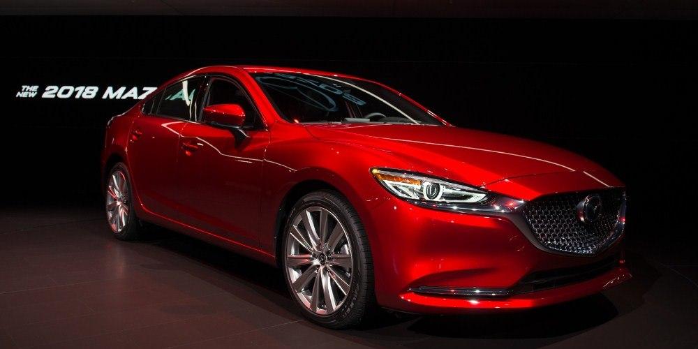 Новая Mazda RX9 2019 модельного года в 2019 году