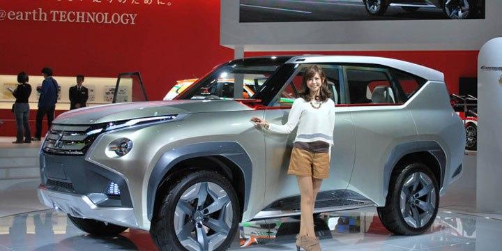 Смотри! Новые модели Mitsubishi 2019 года картинки