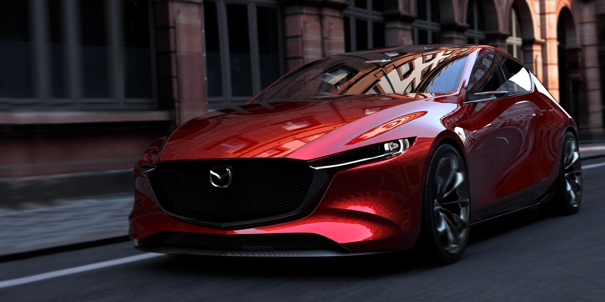 Новая Mazda RX9 2019 модельного года