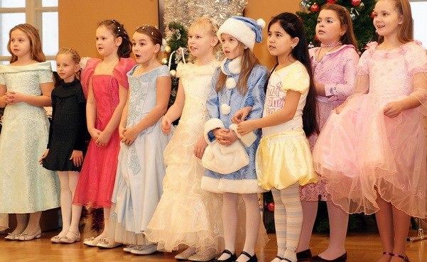 Новогодние елки для детей 2019 - 2019 СПб. Афиша, расписание, цены на билеты
