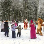 новогодние праздники с детьми в подмосковье