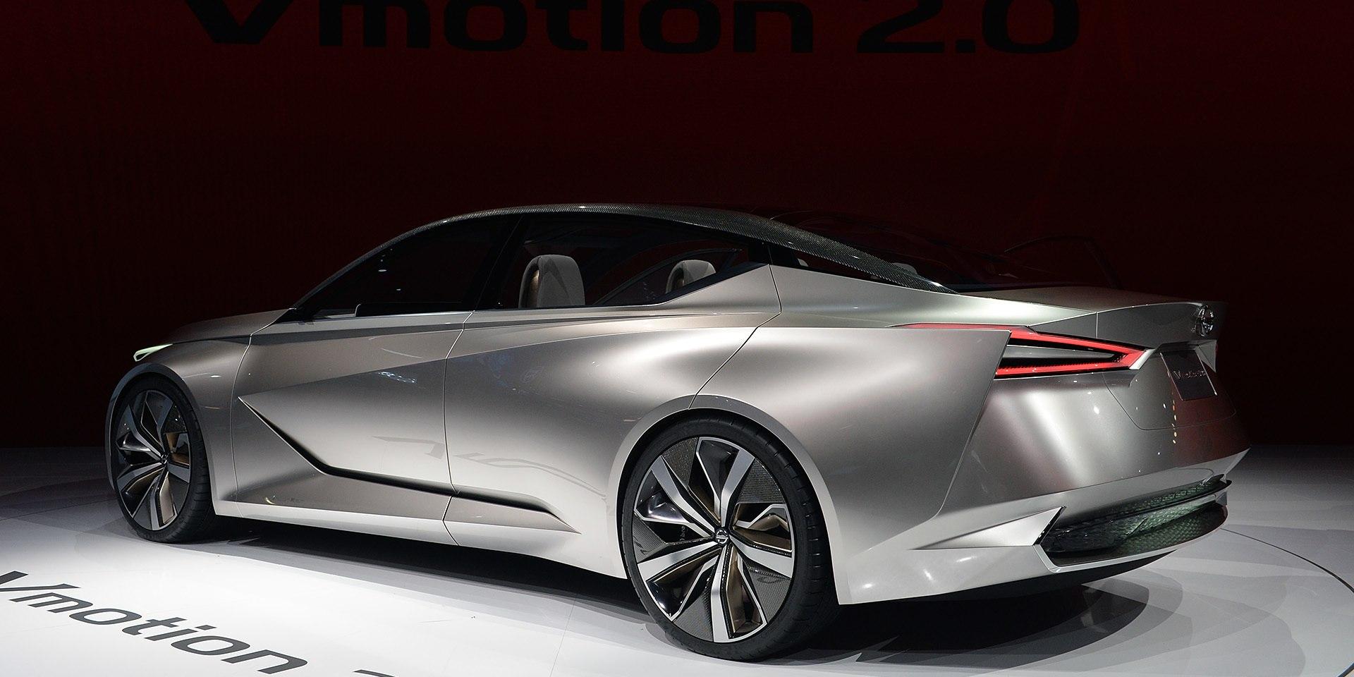 Nissan Altima 2019 модельного года: рестайлинг седана рекомендации
