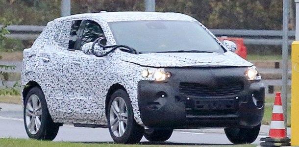 Новые модели Opel