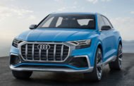Audi Q8 2019 года: обновленная модель кроссовера