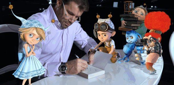 рождественские приключения мультфильм