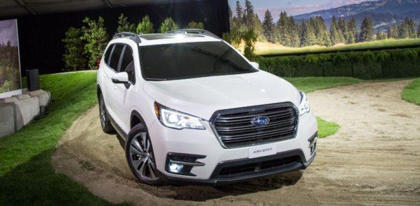Subaru кроссовер 2019