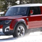 land rover defender 2019 комплектации