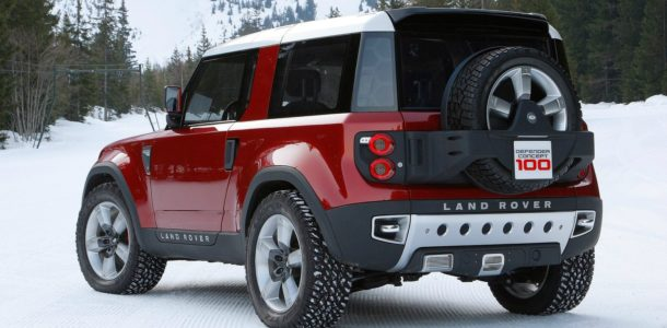 land rover defender характеристики
