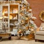 новогоднее украшение квартиры