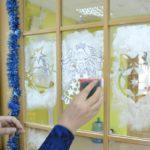 новогоднее украшение дома фото