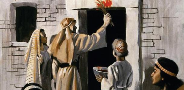Смотреть Еврейская Пасха в 2019 году видео