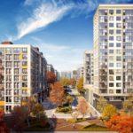 новые жилые комплексы в москве