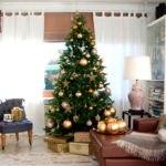 украшение елки фото