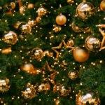 стили украшения елки