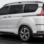 Mitsubishi Delica рестайлинг