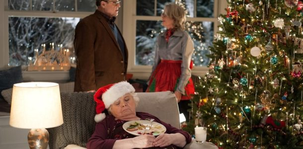 New Year's family comedies