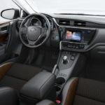 Toyota Auris характеристики