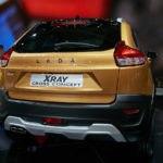 новый lada xray