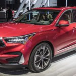 хонда акура rdx 2019 года