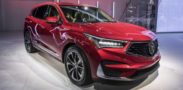 Новая Acura RDX 2019 года: фото, цена и технические характеристики, старт продаж в России