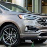 ford edge 2019 модельного года в россии