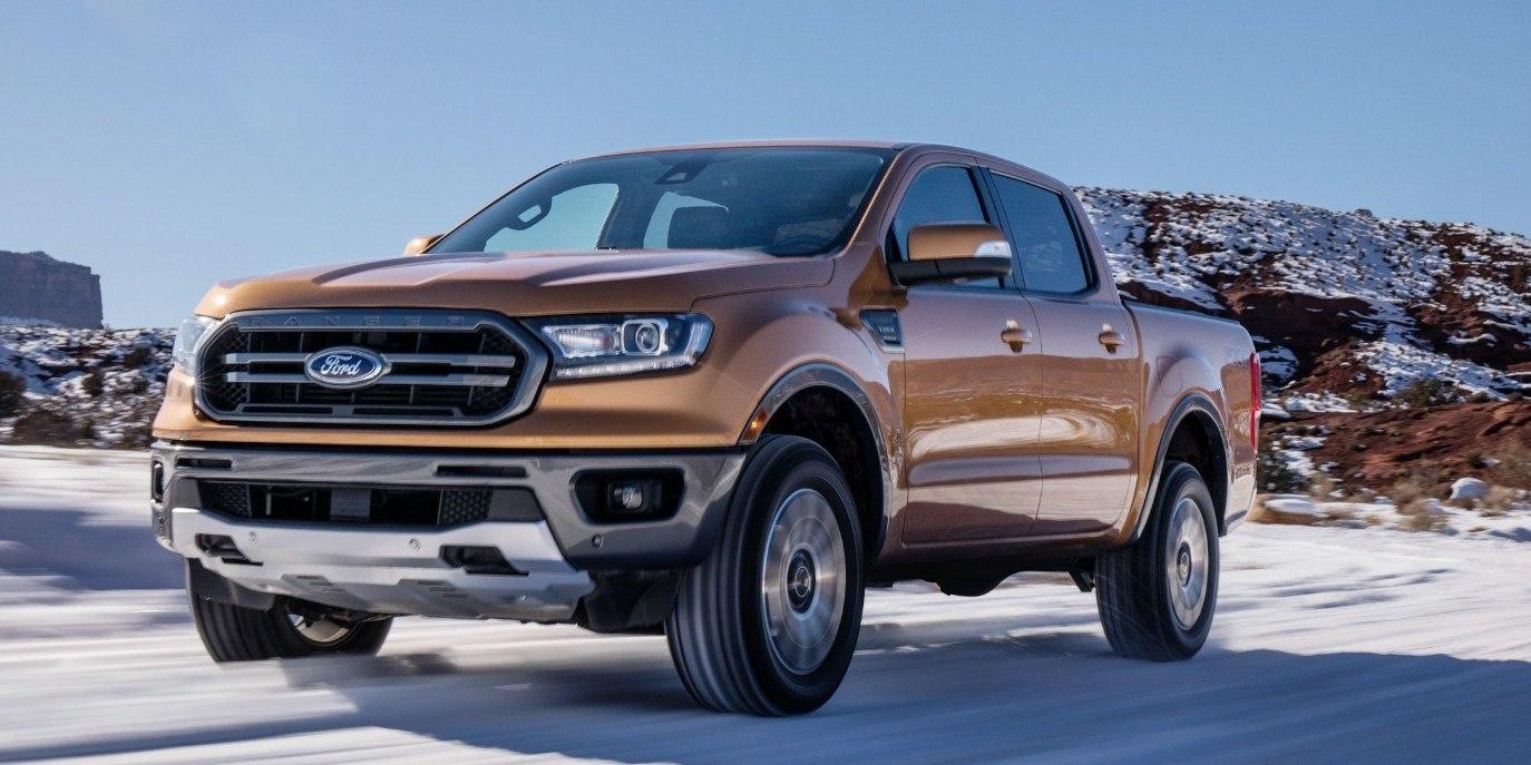 Ford ranger 2019 модельного года: новое поколение пикапа - КалендарьГода в 2019 году