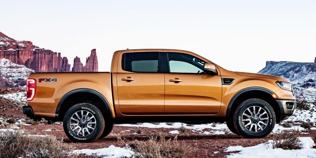 Ford ranger 2019 модельного года: новое поколение пикапа - КалендарьГода рекомендации