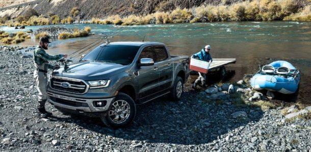 Новый Ford Ranger 2019: фото, цена и технические характеристики пикапа, старт продаж в России
