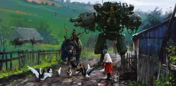 iron harvest 2019 геймплей