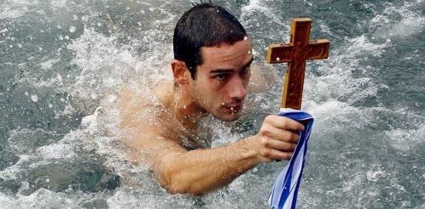крещение господне в 2019 году