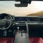 Lexus LC F купе