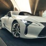 новый Lexus LC F