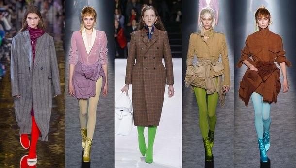 модные тенденции весна