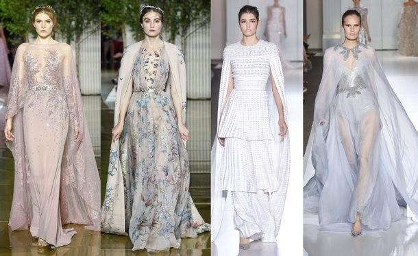 модные вечерние платья лето 2019