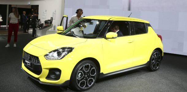 новые автомобили suzuki