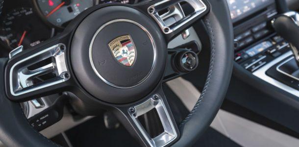 porsche 911 дизайн