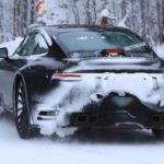 Porsche 911 2019 обзор