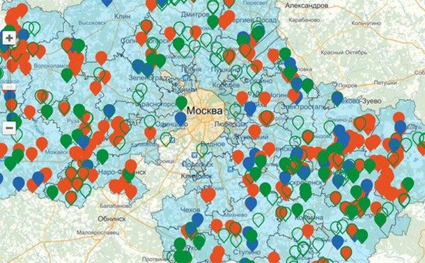 план газификации московской области 2019