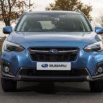 Новые модели Subaru 2019