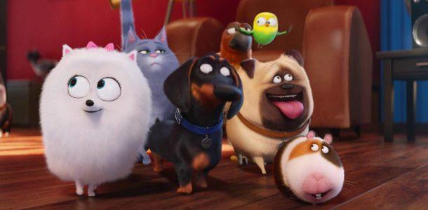 тайная жизнь домашних животных 2 мультфильм 2019