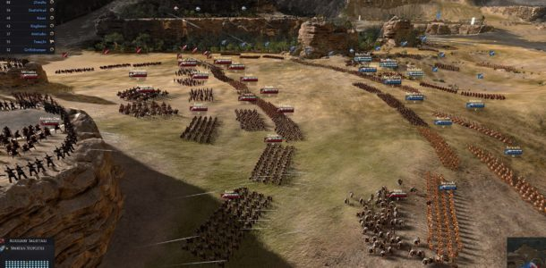 total war arena generals