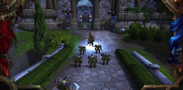 world of warcraft battle for azeroth 2019 видео