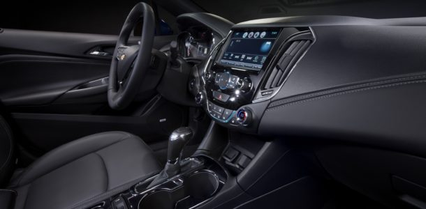 Chevrolet Cruze комплектации