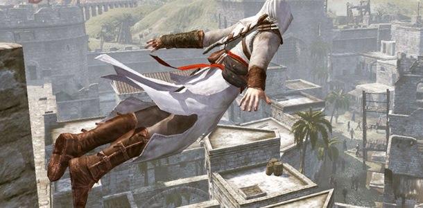 assassin creed геймплей