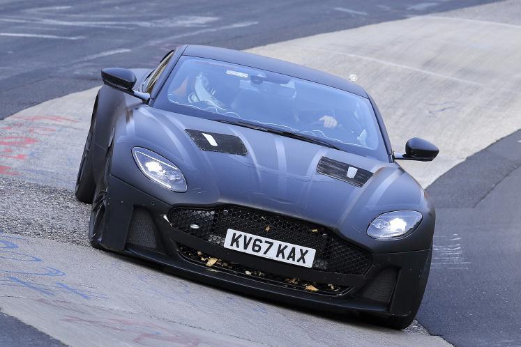 Новый Aston Martin Vanquish 2019: фото, цена и технические характеристики, обзор